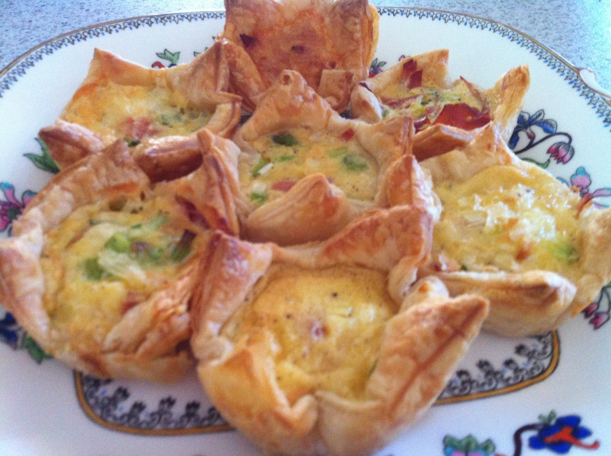 how to make quiche at home