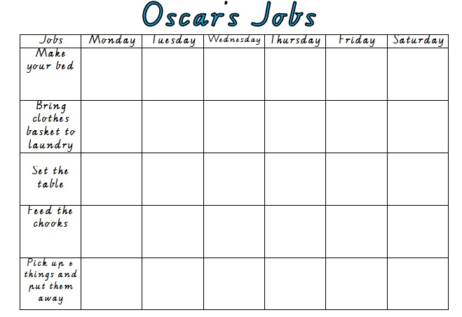Blank Printable Chart | Search Results | Calendar 2015