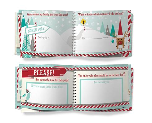 Simply Said - Dear Santa Creative Memories