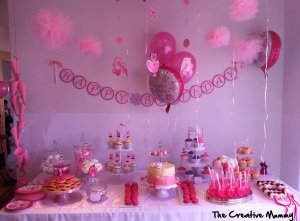 Ballerina party - The Creative Mummy