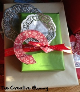 Christmas Wrapping - The Creative Mummy