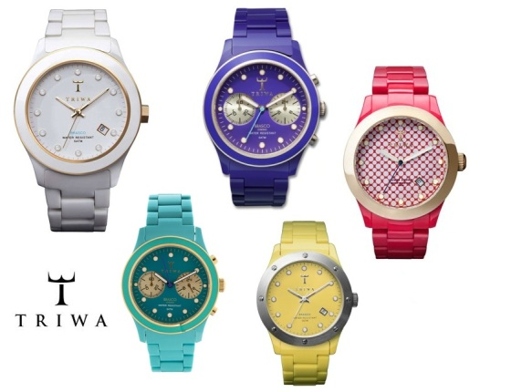 triwa watches - The Creative Mummy