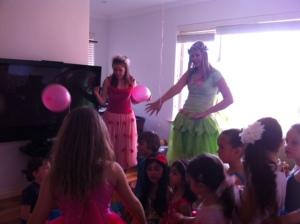 Ballerina party - The Creative Mummy