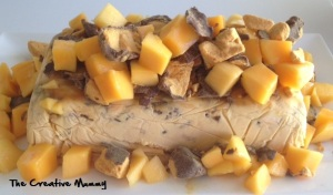 Mango & honeycomb Ice Cream - The creative Mummy