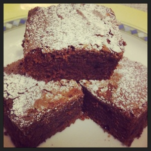 Chocolate Brownie -The Creative Mummy