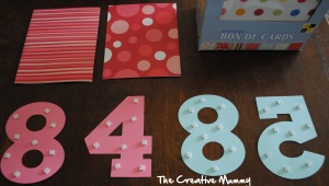 DIY Card Making - The Creative Mummy