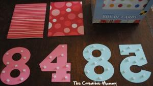 DIY Card Making - The Creative Mummy