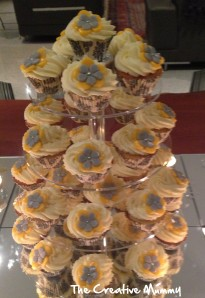 The Creative Mummy - Cupcakes for Jenny