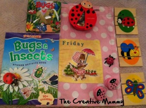 Busy Bags for Kids - The Creative Mummy