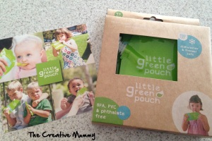 Food Pouches - The Creative Mummy