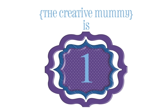 Happy Birthday - The Creative Mummy
