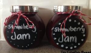 Strawberry Jam Recipe - The Creative Mummy