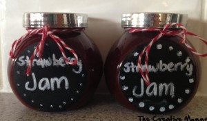 Strawberry Jam Recipe - The Creative Mummy