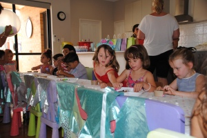 Layla's Mermaid Party - The Creative Mummy