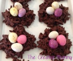 Easter Egg Nest Recipe - The Creative Mummy