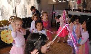 Fairy Party - The Creative Mummy