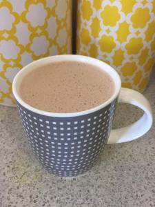 Hot Chocolate - The Creative Mummy