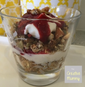 Granola Recipe - The Creative Mummy