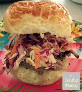 Pulled Pork Recipe - The Creative Mummy